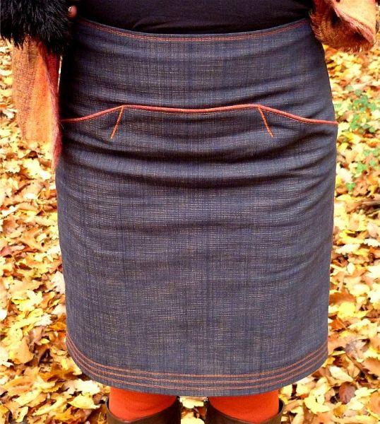 Jupe accueil - Patron couture jupe droite ...